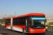 فیلم | کرایه اتوبوس های جدید تهران (DRT) چقدر است؟