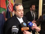 عراقچی: همه اعضای برجام آمریکا را ریشه تنشها میدانند