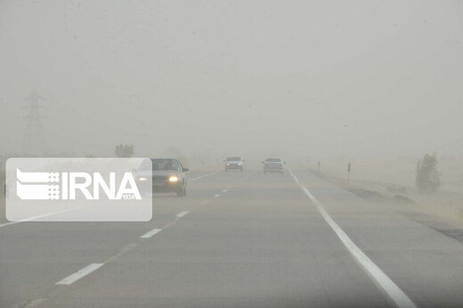 آلودگی شدید هوا در خورستان؛ دید افقی در دزفول به زیر یک هزار متر رسید