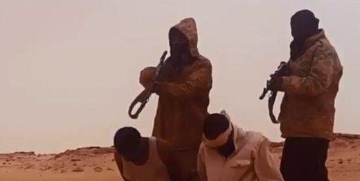 داعش زنده شد؛ فیلمی تازه از سربریدن های تازه!