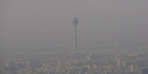 امسال تهرانیها ۴۹ روز در هوای آلوده نفس کشیدهاند