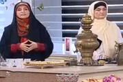 فیلم | عذرخواهی صدا وسیما به خاطر پخش آموزش پخت کیک با ورق طلا!