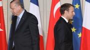 اردوغان: به فرانسه نروید