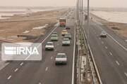 تردد در جادههای خوزستان برقرار است