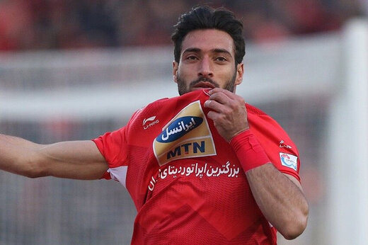 Persepolis's Khalilzadeh Voted Best Goal of AFC Champions League 2019