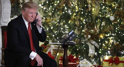 سی ان ان یک رسوایی دیگر برای ترامپ جور کرد، اینباره گوشی همراه رئیس جمهور!