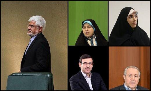 کدامیک از نمایندگان تهران کاندیدای انتخابات مجلس یازدهم نشدند؟
