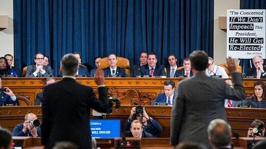 استیضاح ترامپ با نظر ۵۰۰ حقوقدان آمریکایی: حکم قانون اساسی است