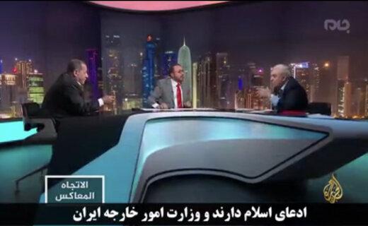 فیلم | مناظره جنجالی الجزیره درباره ایران/منتقد اسد:یک شهید ایرانی در فلسطین اسم ببر؟/ موافق اسد:به یاری ایران فلسطینیها دیگر با سنگ دفاع نمیکنند