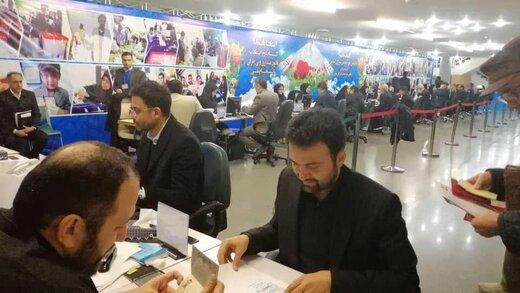عکس | انتخابات مجلس یازدهم هم رضایی میرقائد دارد!