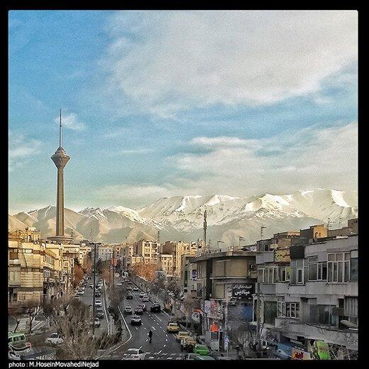 هوای تهران بالاخره «پاک» شد