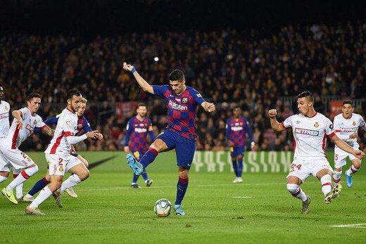قلم قرمز کومان روی زوج مسی در خط حمله بارسلونا