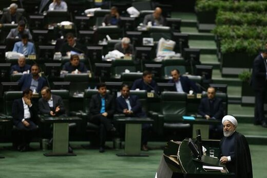 روحانی:تلاش دولت در بودجه ۹۹ کاهش سختیهای معیشت مردم است