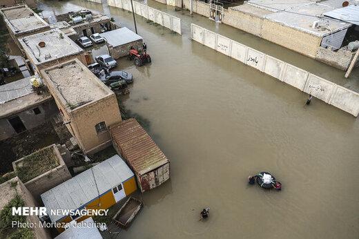 مرکز سیار فرماندهی مدیریت بحران خوزستان به بهره برداری رسید