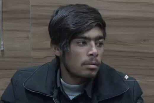 فیلم | جوان ناشنوای گمشده ایلامی که به افغانستان فرستاده شده بود به کشور بازگشت