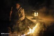 تصاویر | چوپان ۸۰ ساله ایرانی که تنها در بیابان زندگی میکند!