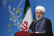 President Rouhani: Negotiation necessary to break enemy's plot