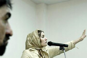 بشنوید | پاسخ ناصر محمدخانی به اتهام زن ستیزی و ماجرای شهلا جاهد