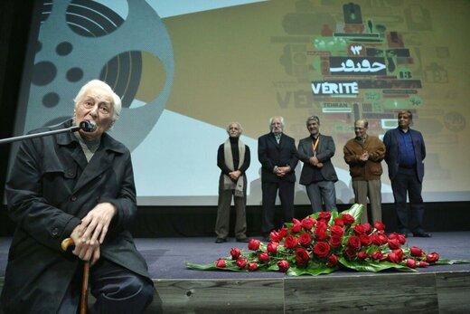 سیزدهمین جشنواره سینماحقیقت آغاز شد/حمیدیمقدم: امسال سال سینمای مستند بود