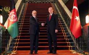 اردوغان در افغانستان به دنبال چیست؟