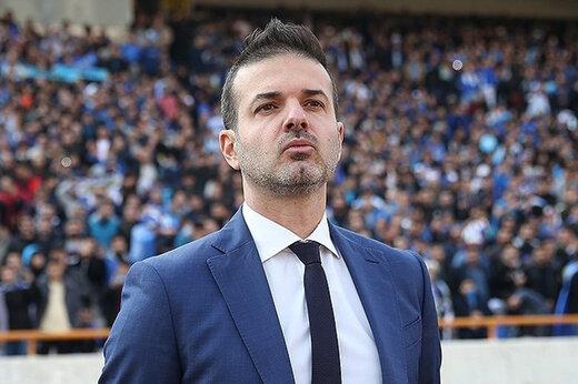 Andrea Stramaccioni Quits as Esteghlal Coach