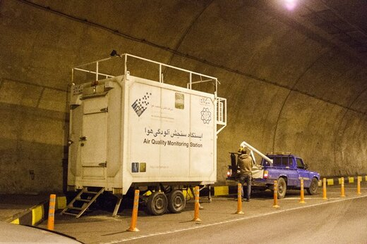 دلیل خاموشی تونل نیایش چه بود؟