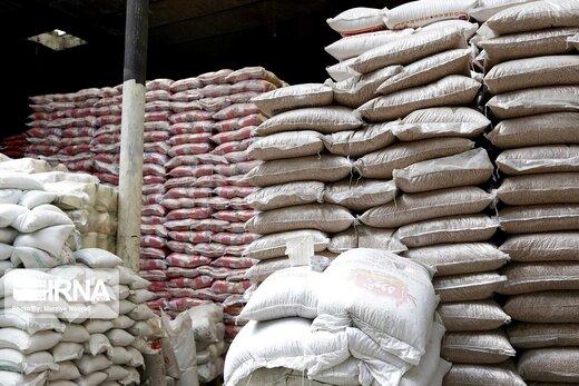 بازار آماده ارزان شدن برنج؛ ترخیص ۵۶ هزار تن برنج از گمرک آغاز شد
