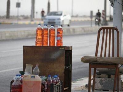 سرقت بنزین از باک خودروها!