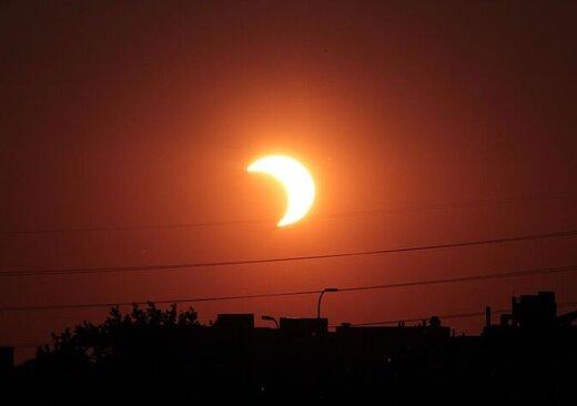 خورشید برای آخرین بار در سال ۹۸ چهره خود را میپوشاند