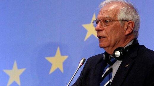 مسئول سیاست خارجی اتحادیه اروپا: می خواهیم برجام حفظ شود