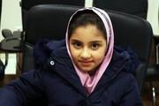 نابغه ۷ساله ازاستان چهارمحالی وبختیاری شطرنج جهان با ۱۰ مدال رنگارنگ