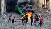 سوالات بی پاسخ یک عراقی:چرا هنوز تربچه،ماست و کلنکس وارد می کنیم؟