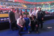 کیوکوشین کاراته ایران در رقابتهای جهانی سوم شد