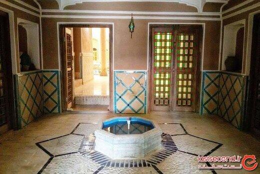 باغ تیتو، باغ همیشه زنده در بافق یزد!