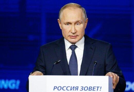 موضعگیری پوتین درباره اخراج دیپلماتهای روس از آلمان