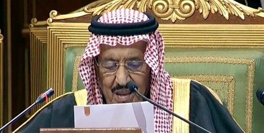 شاه سعودی در پی شهادت سردار سلیمانی با برهم صالح گفتگو کرد