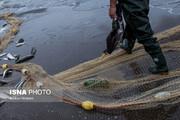 تصاویر | زندگی ماهیگیران شمال تحت تاثیر آلودگی دریای خزر