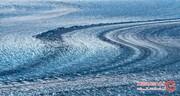 غول هایی یخی با قدمتی 18000 ساله که در جایی غیر از قطب زندگی میکنند! +تصاویر