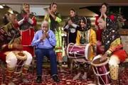 فیلم | خالو قنبر، دختران گروه کیدی و آهنگ «ممد عیدلی»