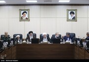 جلسات مجمع تشخیص مصلحت زیر سایه کرونا