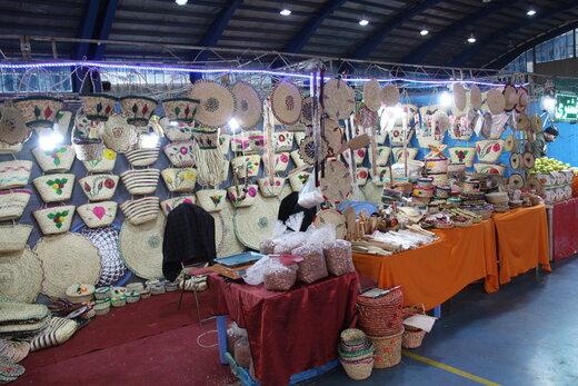 فروش بیش از دو هزار میلیون ریالی صنایعدستی در نمایشگاه صنایع دستی استان سمنان
