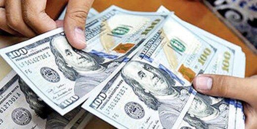 قیمت دلار یک روزه ۷۵۵ تومان افتاد/ جدول