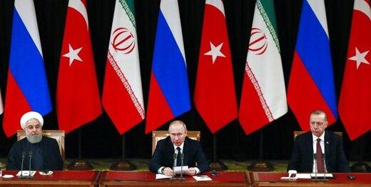 بیانیه نشست آستانه؛ ایران، روسیه و ترکیه خواستار بازگشت صلح به «ادلب» شدند