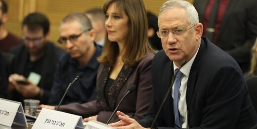 گانتز: نتانیاهو عمدا اسرائیل را به انتخابات سوم کشاند