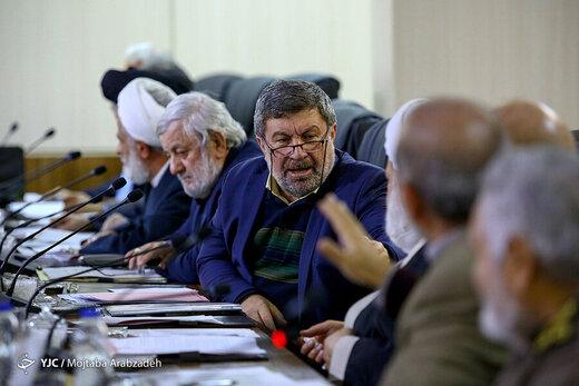 در حاشیه جلسه مجمع تشخیص مصلحت نظام