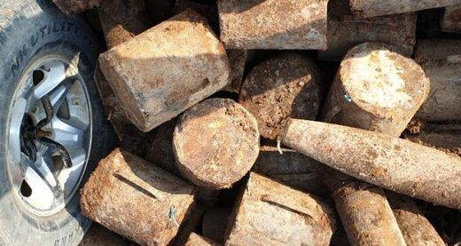 کشف و خنثیسازی ۱۰۰ بمب در کرکوک در یک روز!
