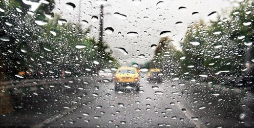 هشدار بارش تگرگ و طوفان در بوشهر