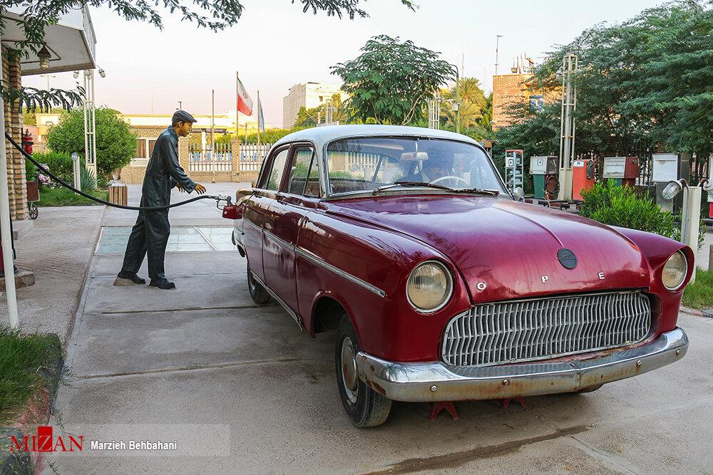 تصاویر | گشتی در قدیمیترین پمپ بنزین ایران