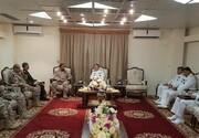 دعوت امیر خانزادی از نیروی دریایی قطر برای نظارت بر رزمایش آیونز