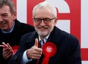 شرکت جرمی کوربین در انتخابات انگلیس/عکس